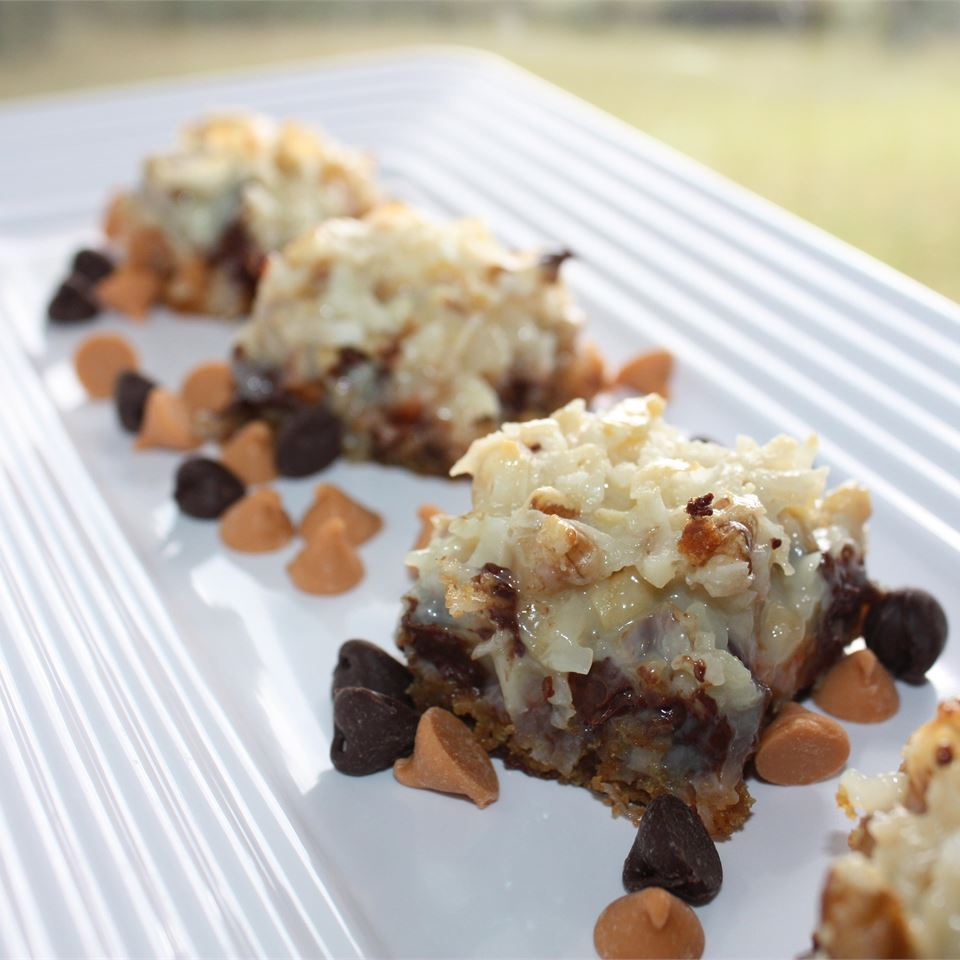 Seven Layer Magic Cookie Bars image