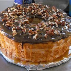 Heavenly Angel Food Cake ReinHart