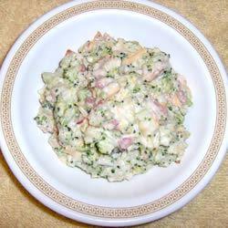 Broccoli Salad II Sherry