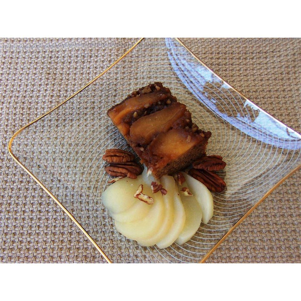 Gingerbread Pear Cake DEE C.