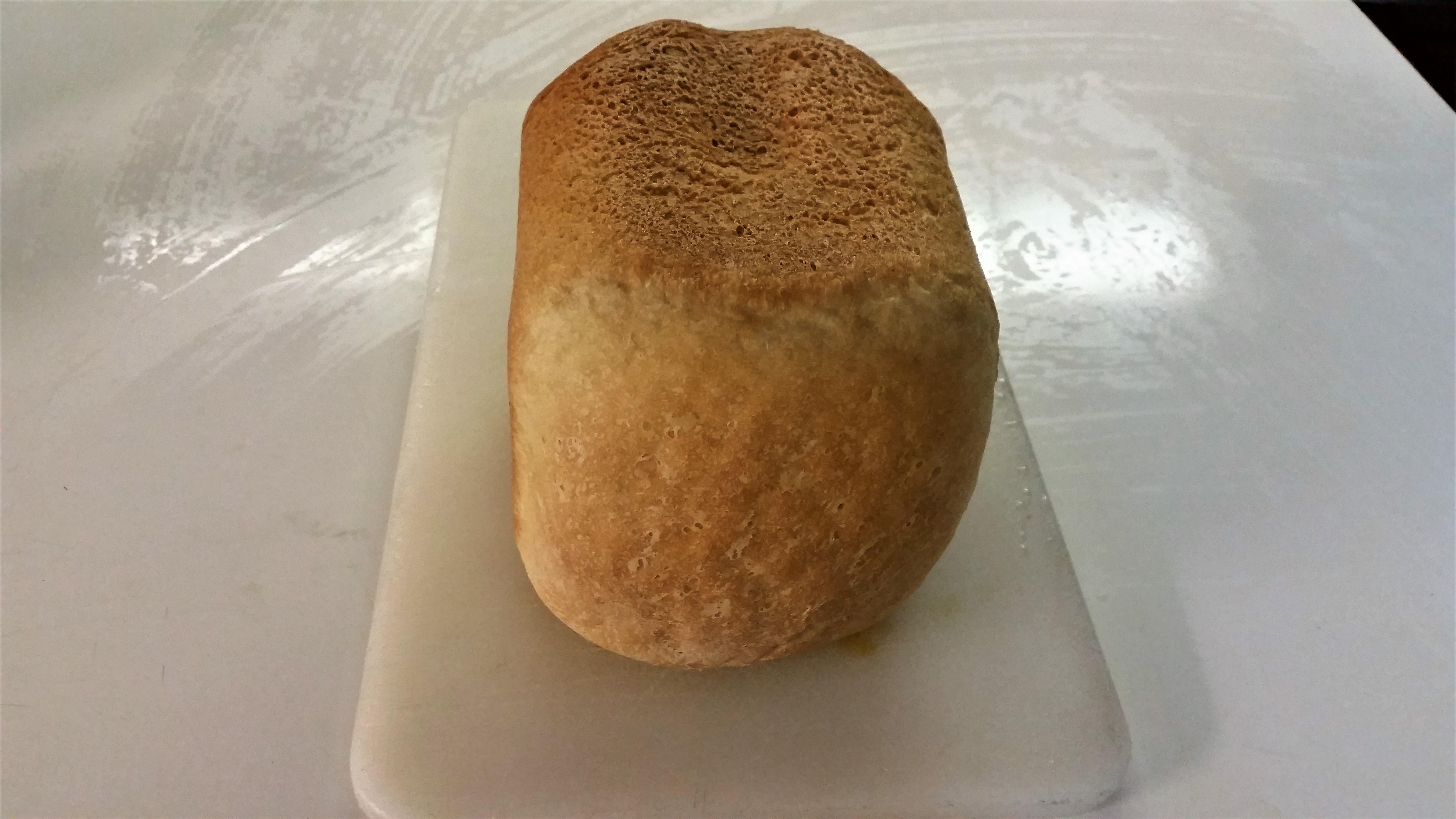 Ron's Bread Machine White James