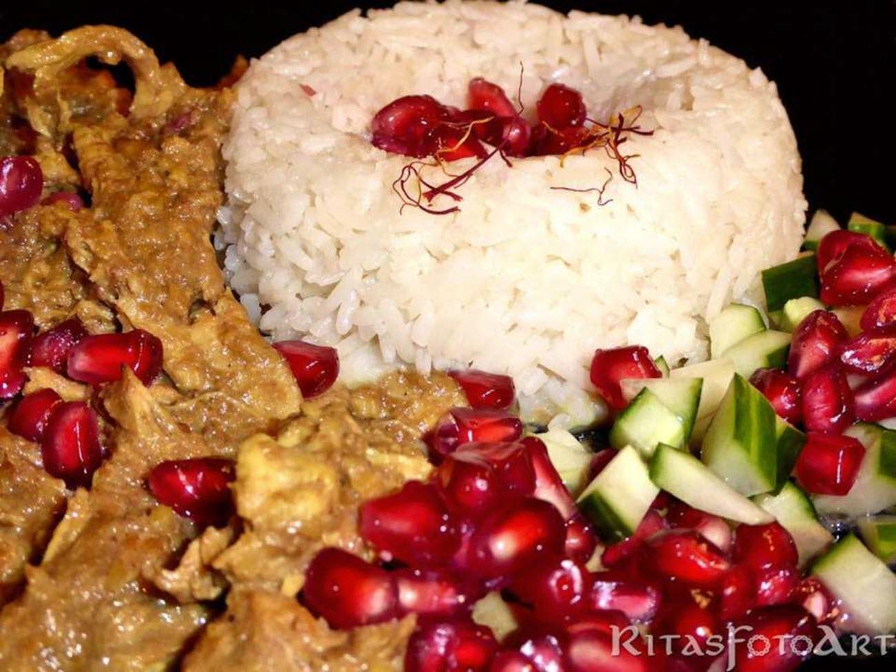 Slow Cooker Khoresh-e Fesenjan