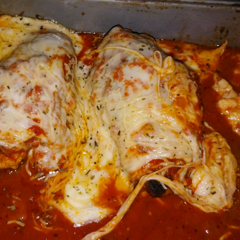 Brad's Slow Cooker Chicken Parmesan