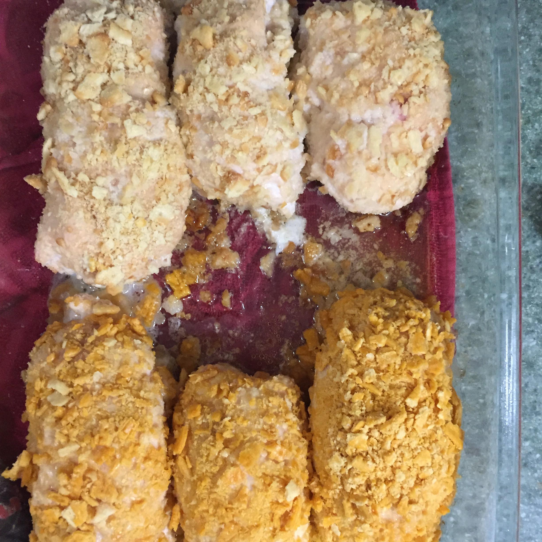 Cordon Bleu Chicken Rolls Robins