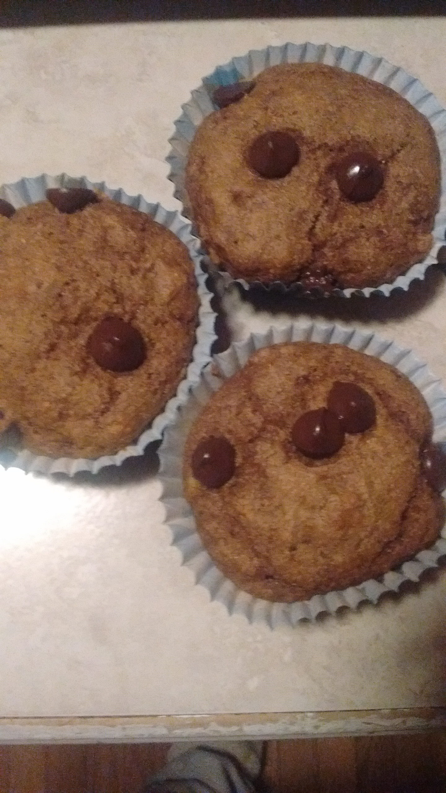 Dietetic Banana Nut Muffins Cynthia Acord Holcomb
