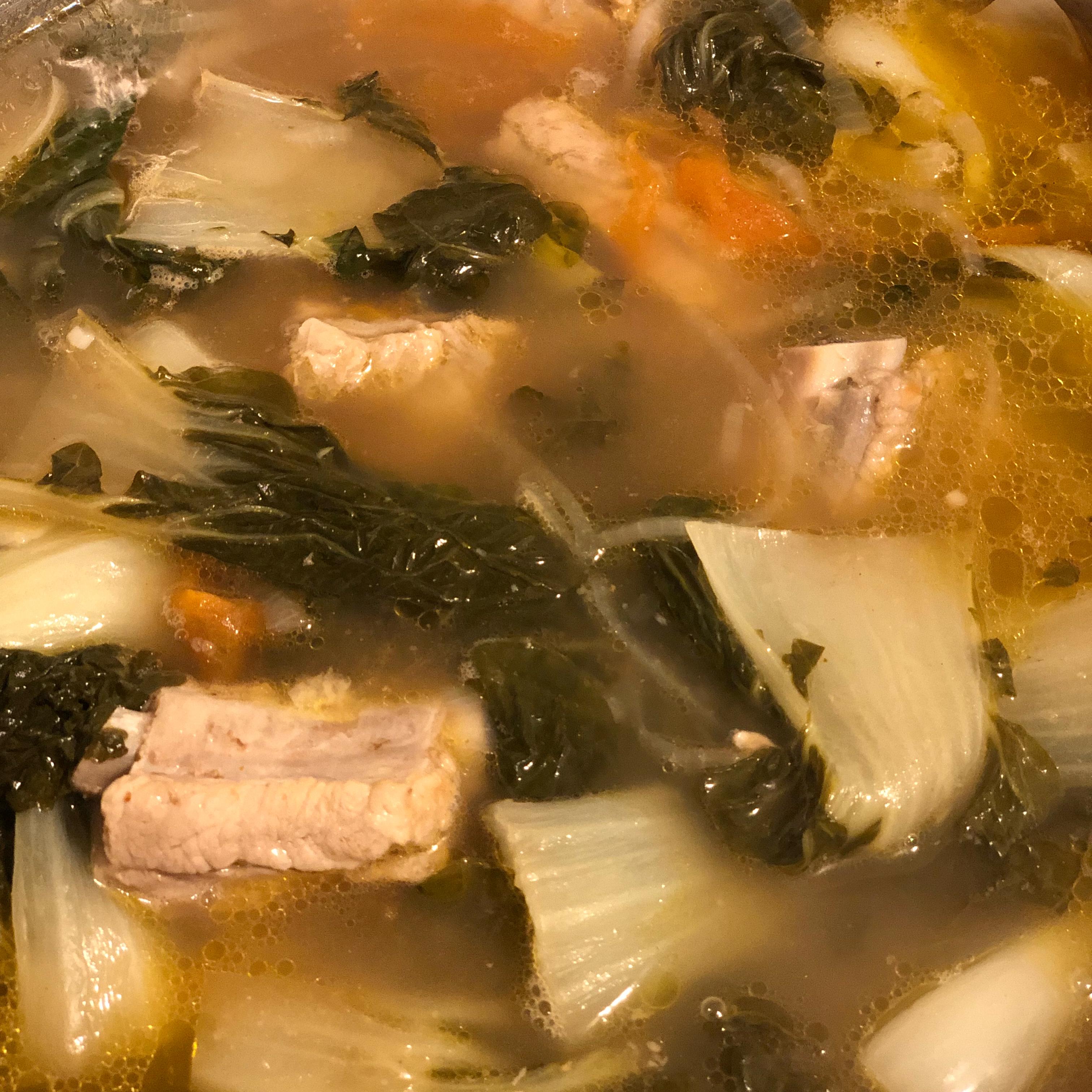 Pork Sinigang