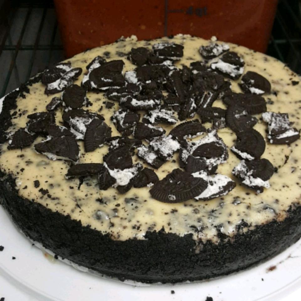 OREO Cheesecake Chef DeMarte