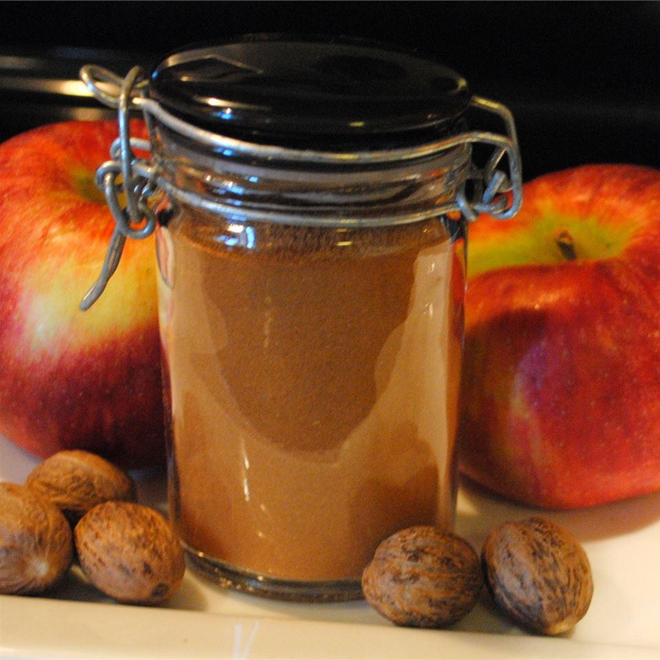 Apple Pie Spice Mix Pam Ziegler Lutz