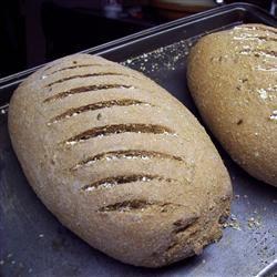 Molasses-Oat Bran Bread Sarah-May