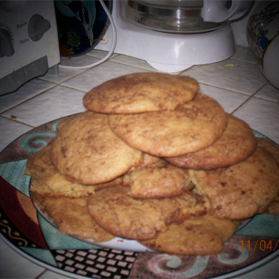Cinnamon Sugar Butter Cookies II Geniese