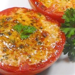 Pesto Tomatoes bellepepper
