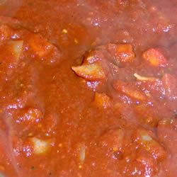 Texas Enchilada Sauce
