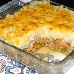 Shepherd's Turkey Pie