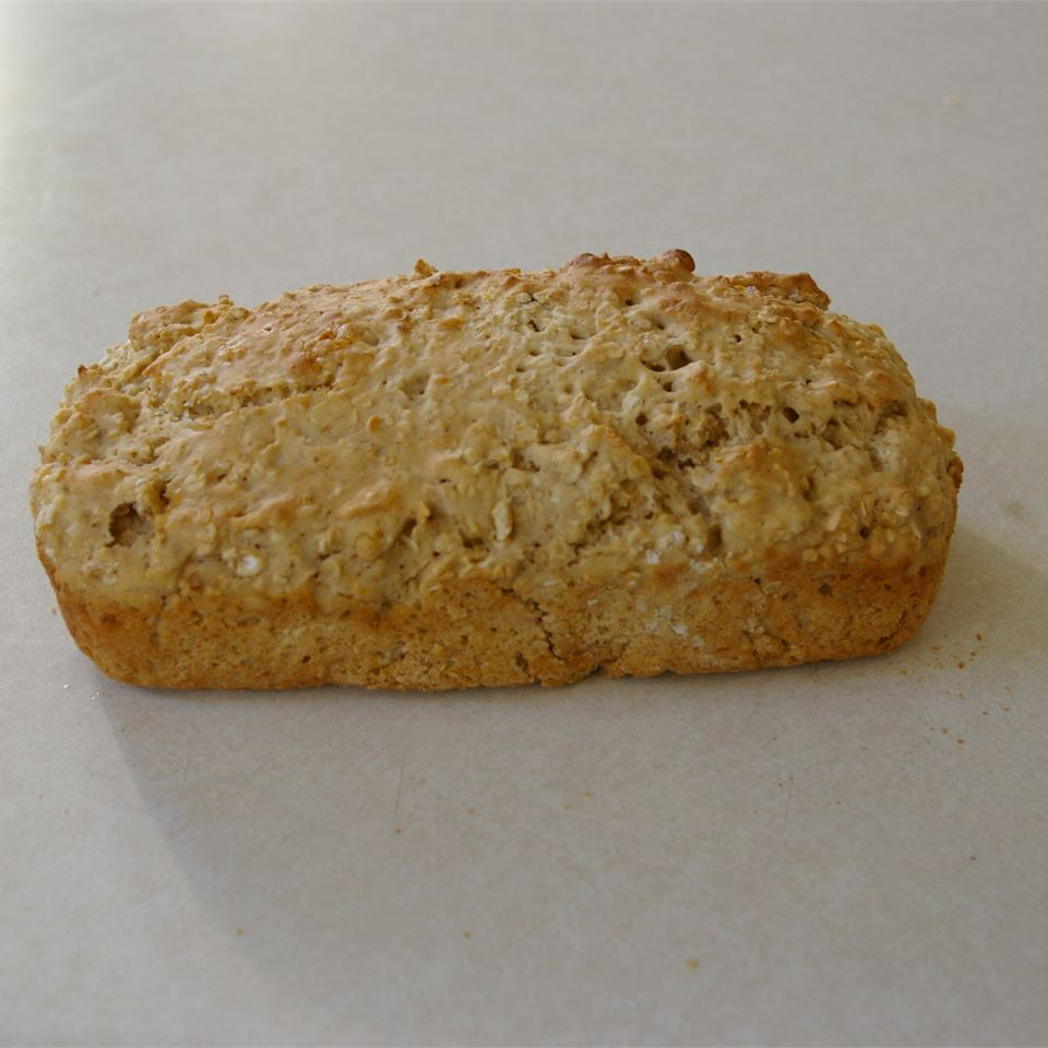 Honey Oat Beer Bread Anna Cole