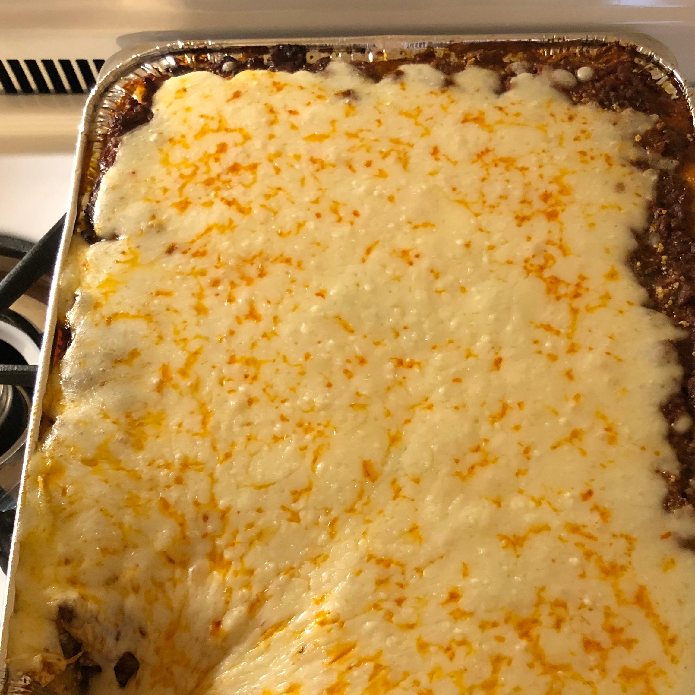 American Lasagna