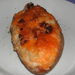 Twice Baked Potatoes Sherminator