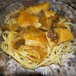 Quick Chicken Marsala Patricia Cary Mahoney