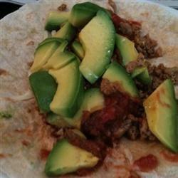 Black Bean Soft Tacos