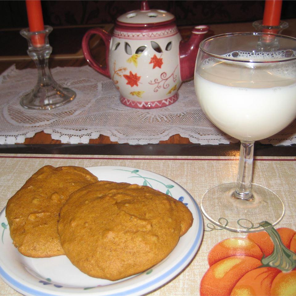Pumpkin Cookies II M.J. Watson
