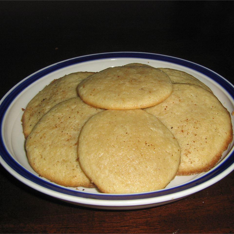 Eggnog Cookies III