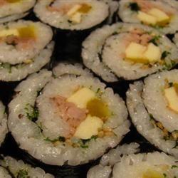 Korean Sushi beseeninme