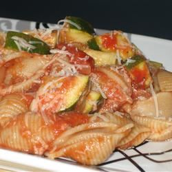 Zucchini and Shells Fit&Healthy Mom