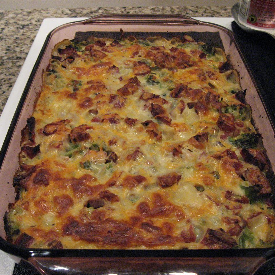 Ham, Potato and Broccoli Casserole