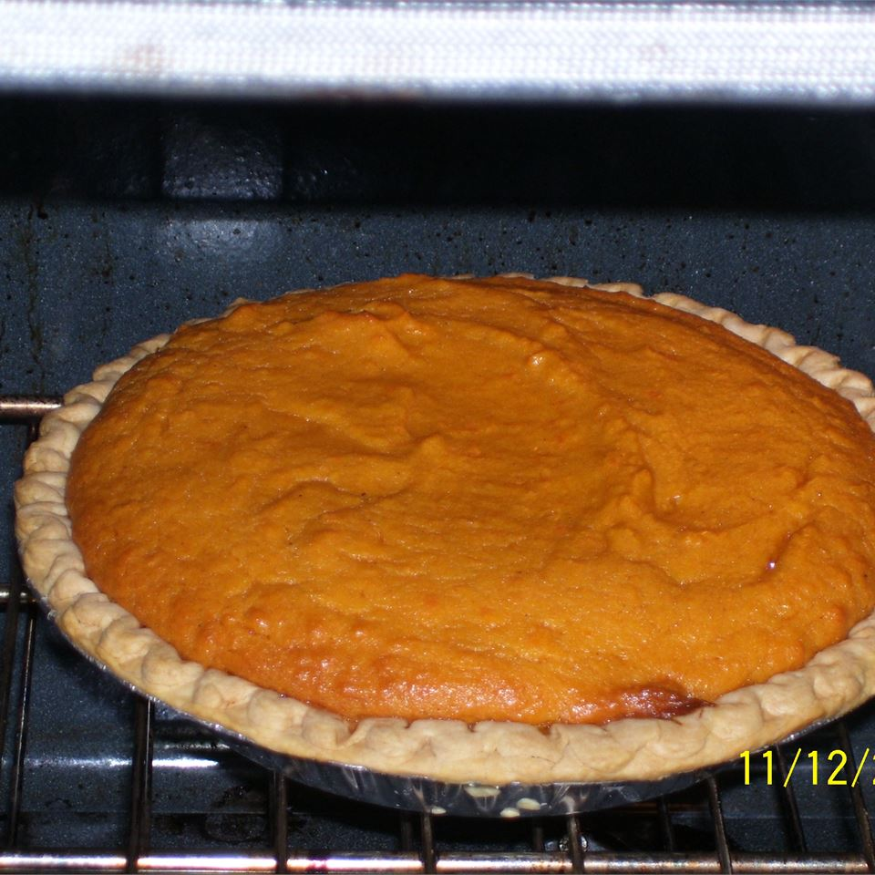 Sweet Potato Pie IX