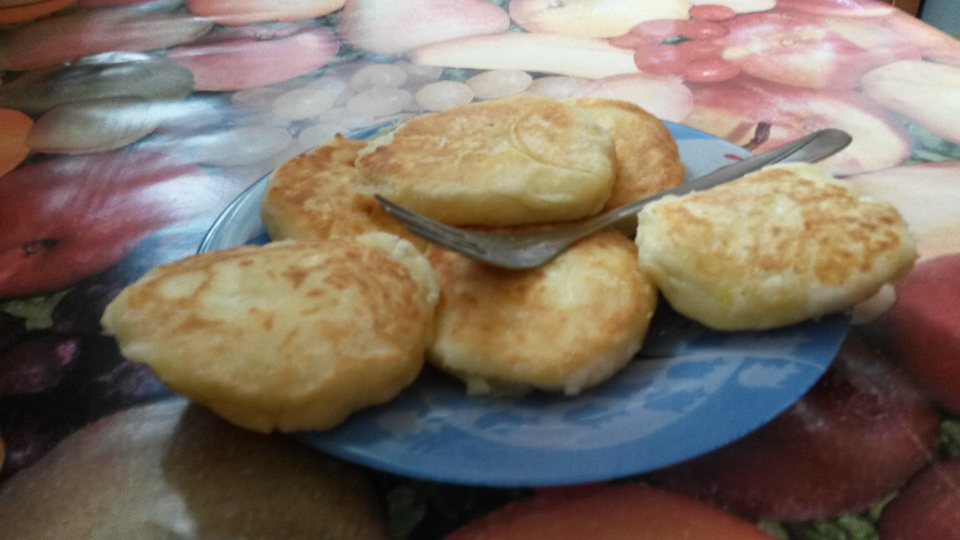 Russian Cheese Pancakes (Syrniki) AllrecipesPhoto