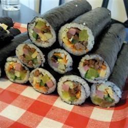 Korean Sushi ReD