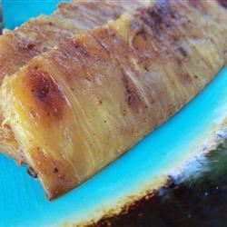Barbequed Pineapple