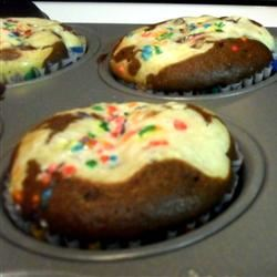 Black Bottom Cupcakes I Natasha Rashad