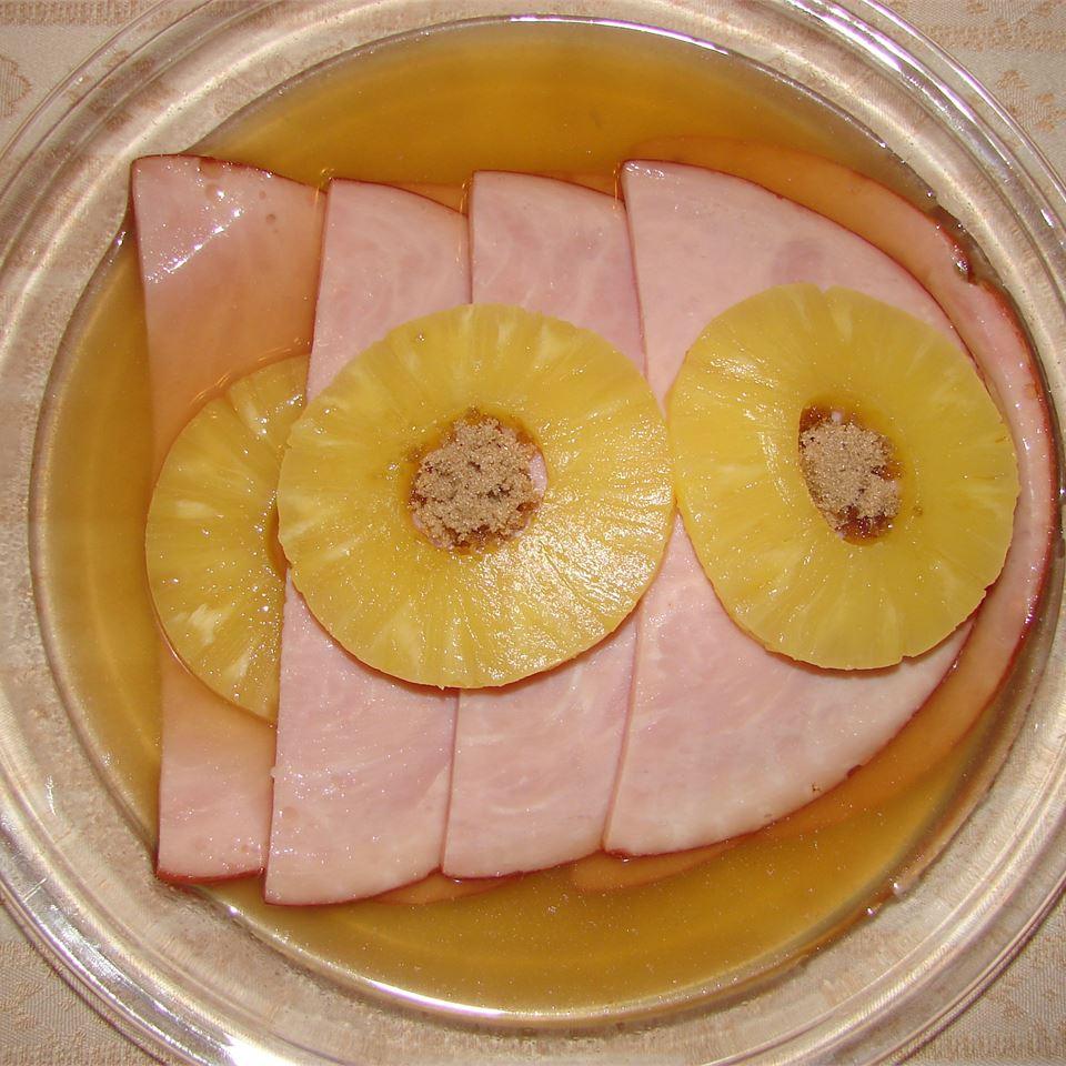 Easy Baked Ham
