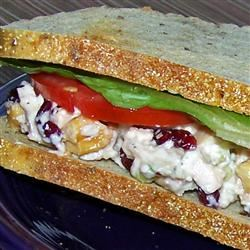 Grilled Chicken Salad Sandwich linda2d