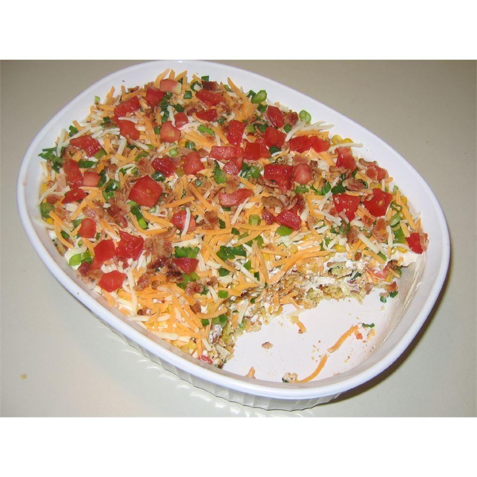 Cornbread Salad I Wendy