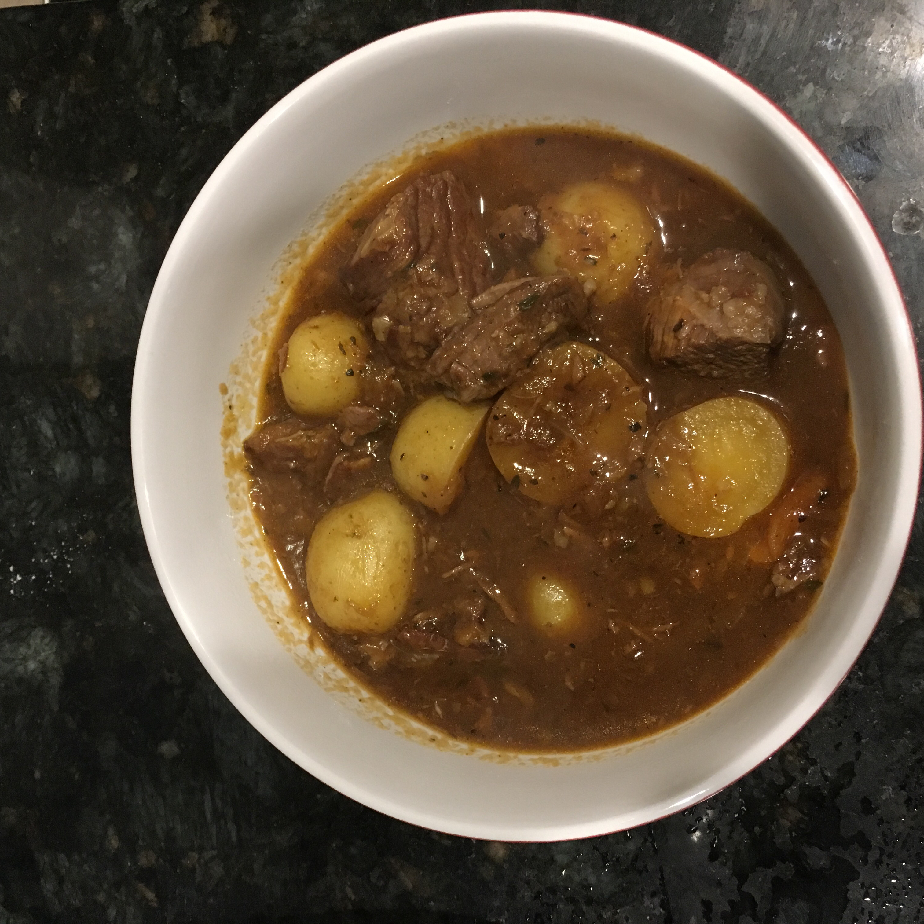Beef and Guinness® Stew
