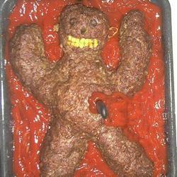 Halloween Halfling Meatloaf JILLENA