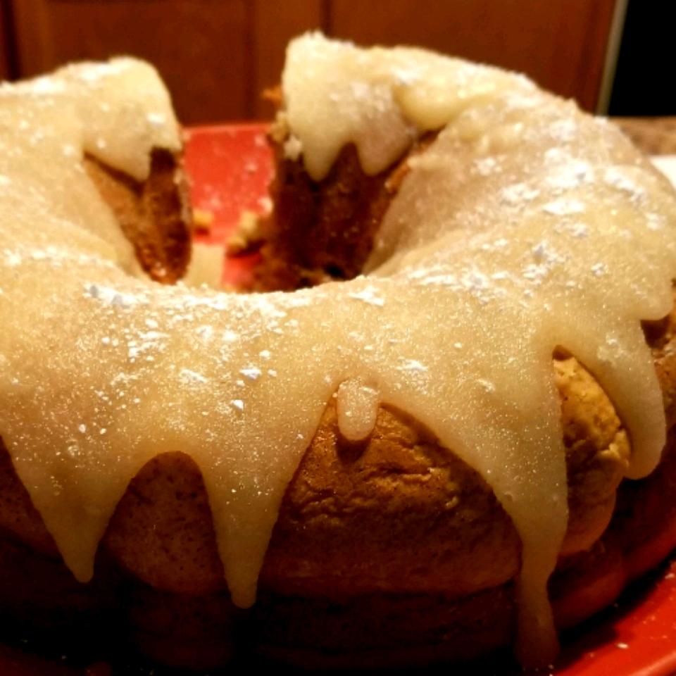 Banana Rum Cake Shawn JONES SR.