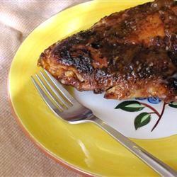 Chili Rubbed Pork Tenderloin With Apricot Ginger Glaze