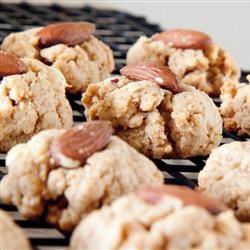 Almond Butter Cookies maria rocio kay