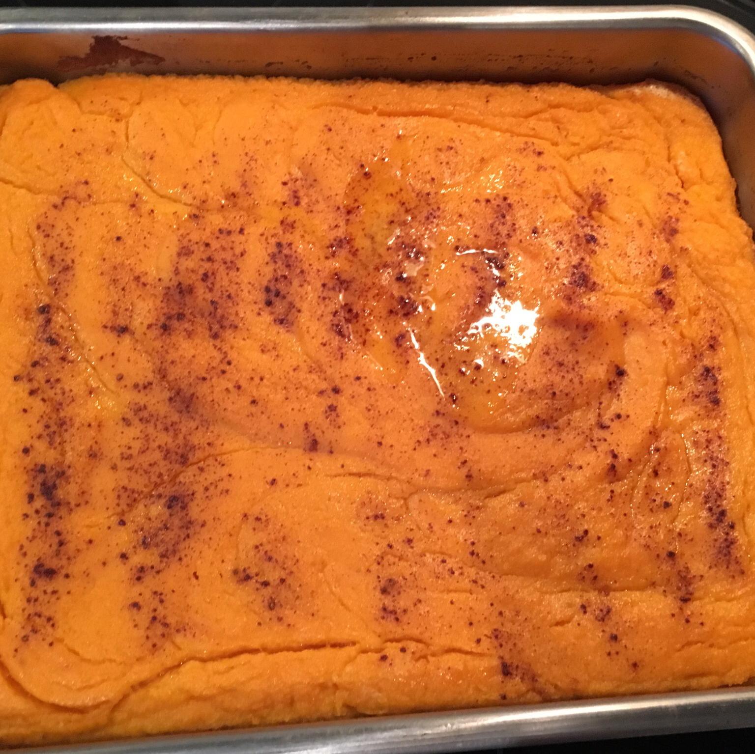 Sweet Potato Pudding Adrelamb