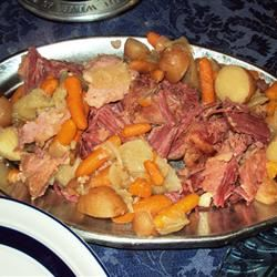 Corned Beef and Cabbage CottonPod