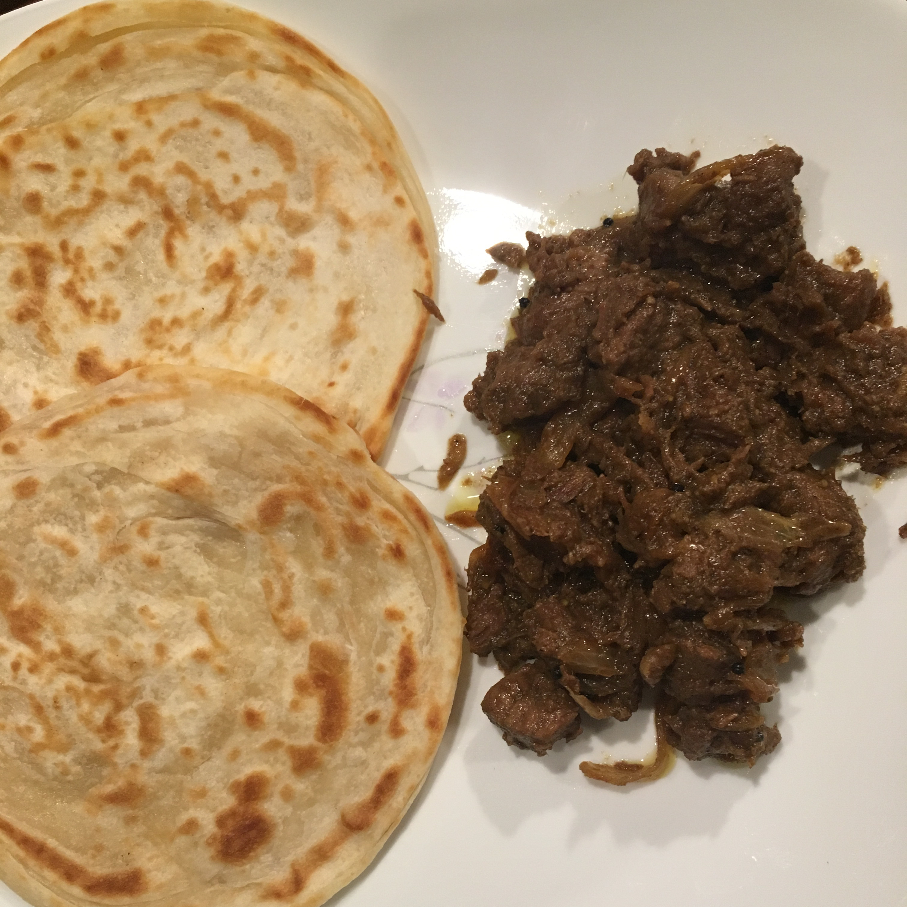 Masala Beef with Ginger and Curry Leaf HoumaHoney