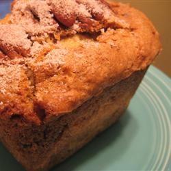 Chocolate Apple Bread jillvanberkom