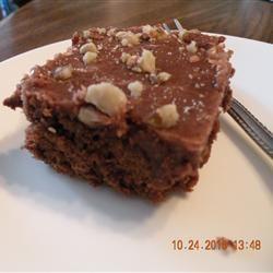 Chocolate Syrup Brownies redmamaof5