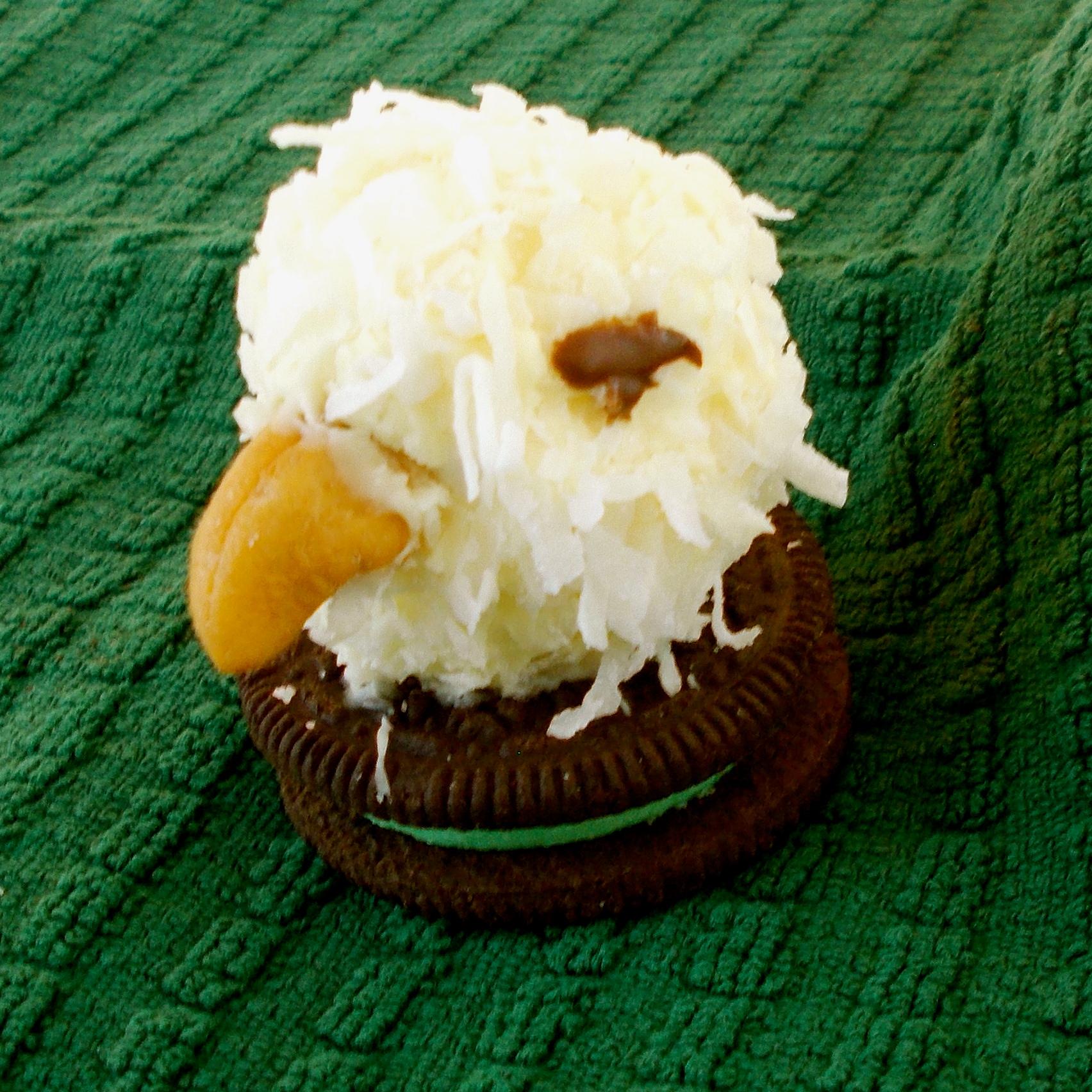 Homemade Marshmallow Bald Eagles SHORECOOK