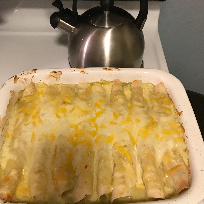 Honey-Lime Enchiladas ih8bugs