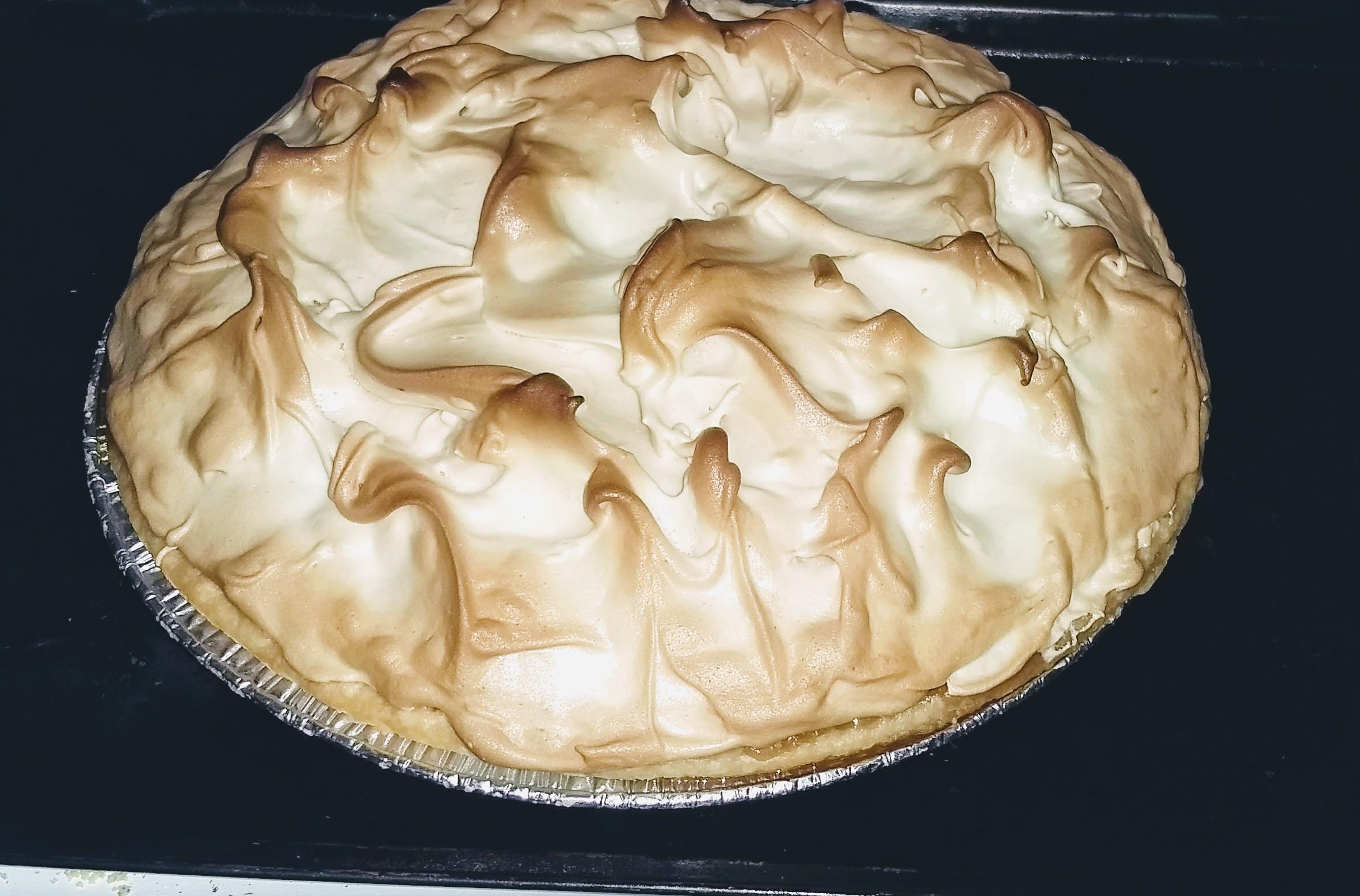 Sour Cream Raisin Pie V Susan