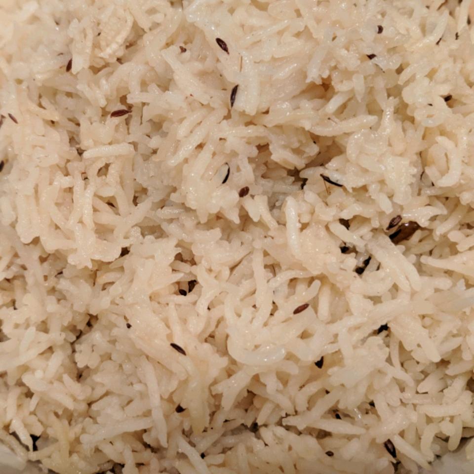 Indian Style Basmati Rice Mary Zink