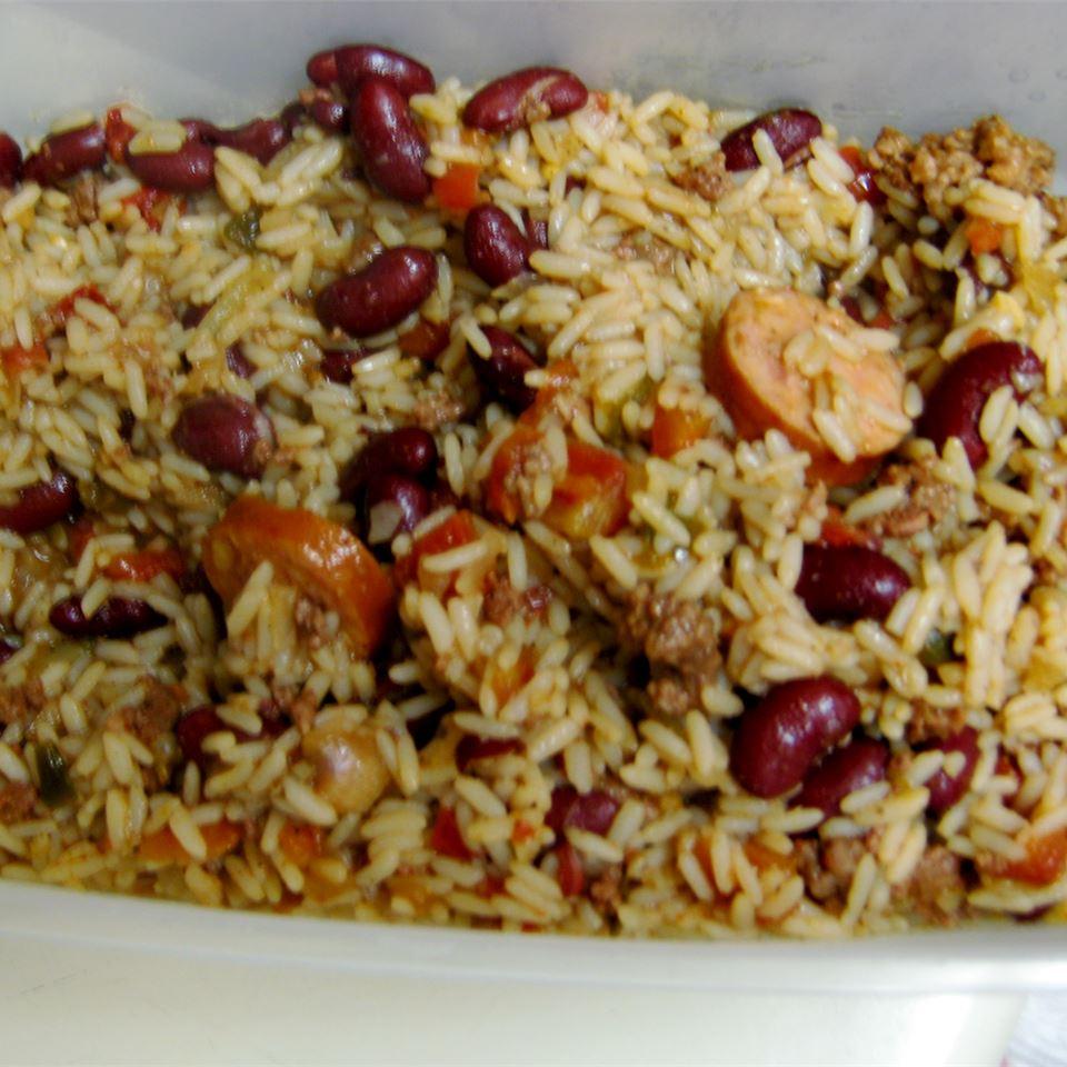 Cajun Dirty Rice Melissa Graham